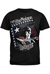 Willie Nelson - Profile T-Shirt
