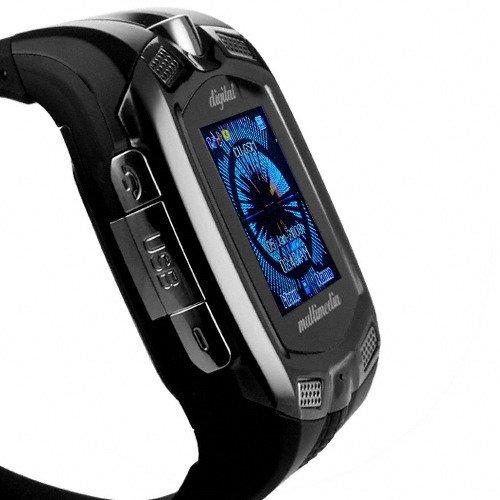Đồng Hồ tích hợp Camera 8GB Stylish Mens Video Watch. Mua hàng Mỹ tại e24h. vn