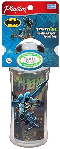 Playtex TravelTime Sport Spout - Super Friends
