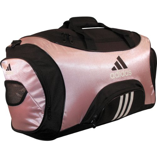 adidas Striker Medium Duffel Bag,Gala Pink,one size