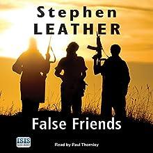 False Friends: Dan Shepherd, Book 9 Audiobook by Stephen Leather Narrated by Paul Thornley