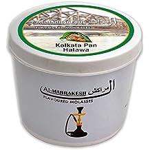 HOOKAH AL-MARRAKESH KOLKATA PAN HALWA FLAVOUR 500 GRAMS BUCKET