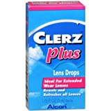 CLERZ PLUS Lens Drops 5 ML (Pack Of 2)