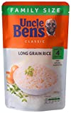 Uncle Ben's Express Long Grain Rice 400 g (Pack of 6)