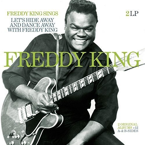 Vinilo : Freddy King - Freddy King Sings / Let's Hide Away & Dance Away With Freddy King Plus (Holland - Import, 2PC)
