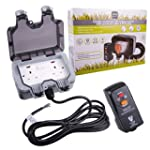 Masterplug WP22KIT/3-ZD Outdoor Power...
