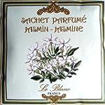 Sachet senteur jasmin lot de 2 11X11 cm