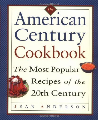 The American Century Cookbook front-793789