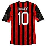2013/14 本田圭佑 AC Milan #10 HONDA ユニフォームミラン ホーム 半袖 ユニフォーム