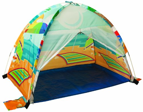Pacific Play Tents Seaside Beach Cabana #19091 front-987596