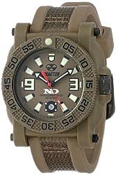 REACTOR Men's 73821 Gryphon Tough Impact Resistance Watch