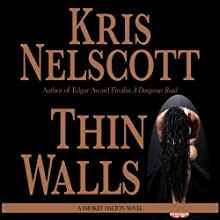 Thin Walls: Smokey Dalton, Book 3 Audiobook by Kris Nelscott Narrated by Mirron Willis