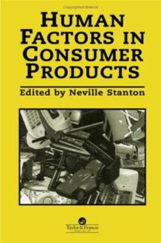 Human Factors In Consumer Products