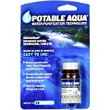 Potable Aqua Water Purification Iodine Tablets (50 Tablets)