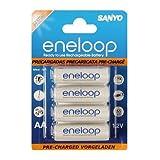 """Sanyo eneloop Batterien AA Mignon 8er Packvon """"Sanyo eneloop"""""""