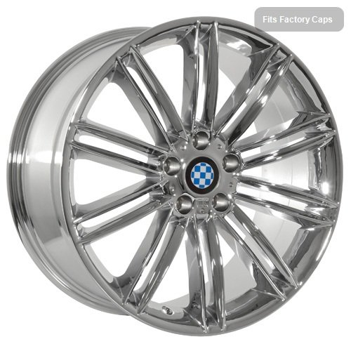 20 Inch BMW Wheels Rims Chrome (set of 4)