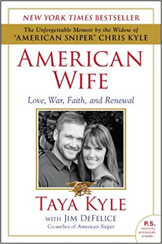 American Wife: Love, War, Faith, and Renewal
