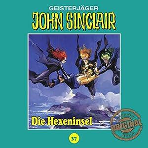 Die Hexeninsel - Teil 2 (John Sinclair - Tonstudio Braun Klassiker 37) Hörspiel