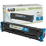 LD © Remanufactured Replacement for Hewlett Packard (HP 304A) Cyan Laser Toner Cartridge Includes: 1 CC531A Cyan for use in HP Color LaserJet CM2320fxi, CM2320n, CM2320nf, CP2025dn, CP2025n, & CP2025x Printers