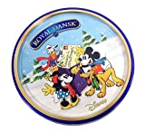 Royal Dansk Butter & Chocolate Chip Cookies 9oz Tin - Disney Mickey Mouse 2014 Ltd Edition (1939s Pie-eyed Mickey)