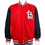 St. Louis Cardinals Wool/Nylon Reversible Varsity Jacket at Amazon.com