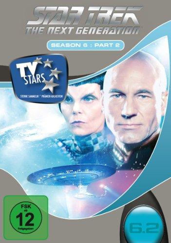 Star Trek - Next Generation - Season 6.2 (4 DVDs)