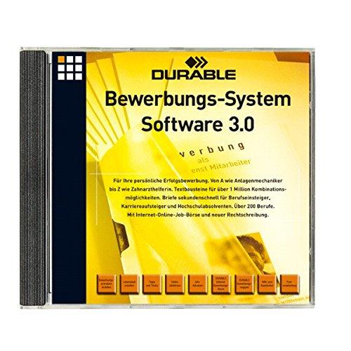 Durable 259502 Bewerbungssoftware System Cd Für über 200 Berufe
