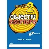 Objectiu escriure 2 Lletres m - n - t - d (Objectiu Ortografia/ Objective Spelling)