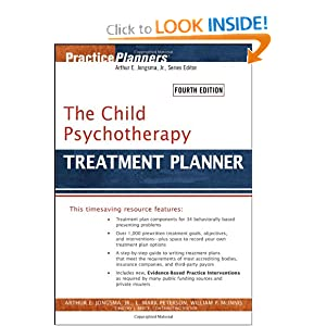 The Complete Adult Psychotherapy Treatment Planner (Practice Planners) Jr. Arthur E. Jongsma and L. Mark Peterson