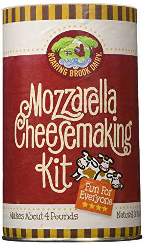 Roaring Brook Dairy Mozzarella Cheesemaking Kit