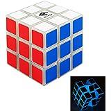 Tera Puzzle 3 x 3 x 3 Cube magique 56mm en plastique noctilumineuse