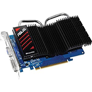 ASUS NVIDIA GeForce 2GB DDR3 VGA/DVI/HDMI PCI-Express Video Card GT630-DCSL-2GD3