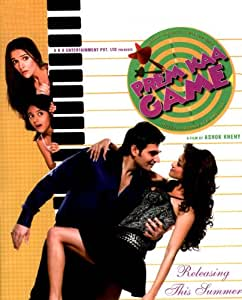 Prem Kaa Game (New Comedy Hindi Film / Bollywood Movie / Indian Cinema DVD)