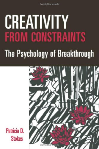 Creativity From Constraints: The Psychology Of Breakthrough front-573941