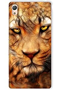 IndiaRangDe Case For Sony Xperia Z4 Printed Back Cover