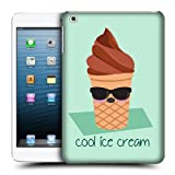 Head Case Cool Ice Cream Food Mood Design Back Case Cover For Apple iPad Mini