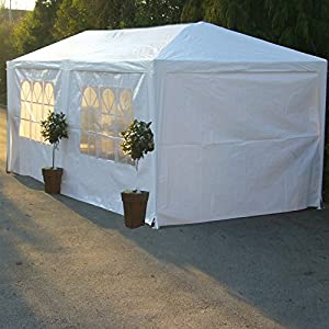 3m X 6m Partyzelt Partyzelte Pavillon Markise
