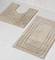 Non-Slip Bath & Pedestal Mats