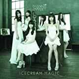 ICE CREAM MAGIC [初回限定盤(DVD付き)]