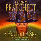 A Hat Full of Sky: Discworld, Childrens, Book 3 | Terry Pratchett