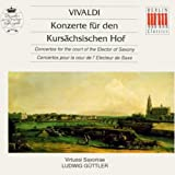 Vivaldi.: Concertos for the court of the Elector of Saxony