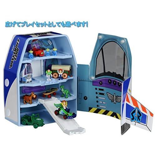 トミカ トイ・ストーリー バズ・ライトイヤー 宇宙船ケース