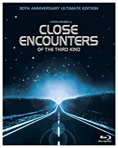 Close Encounters of the Third Kind (30th Anniversary Ultimate Edition) / Recontres du troisième type : 30e Anniversaire (Bilingual) [Blu-ray]