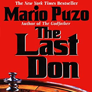 The Last Don Audiobook