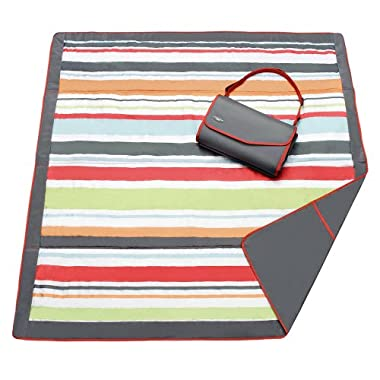 Product Image JJ Cole Essentials Blanket – Grey/Red