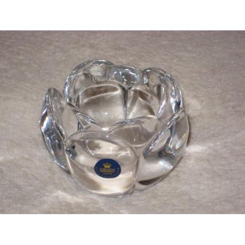 Amazon.com: Royal Copenhagen Crystal Lotus Votive Tea