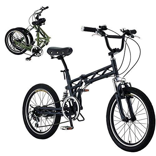 SAKAMOTO TECHNO/サカモトテクノ サラマンダー Wサス 20インチ 外装6段変速 折畳自転車