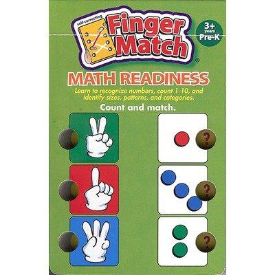 Finger Match Math Readiness - 1