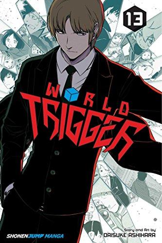 World Trigger, Vol. 13 (World Trigger Manga compare prices)