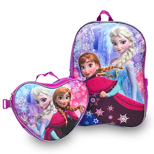 Cute Frozen Backpacks for Girls